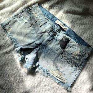 Abercrombie & Fitch Women's Midi Shorts, Size 10